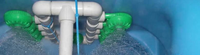 нужен ли компрессор для аэрации воды?