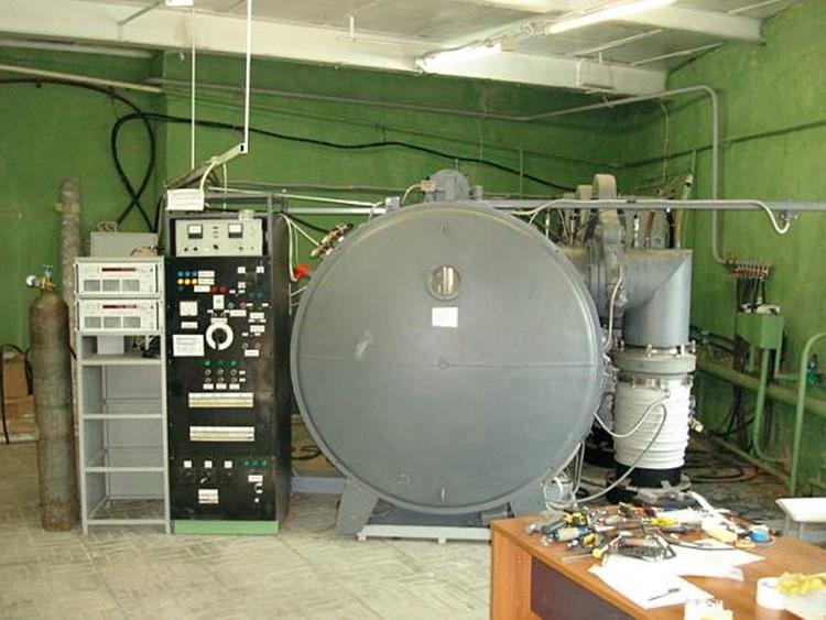 установки вакуумного напыления УВН
